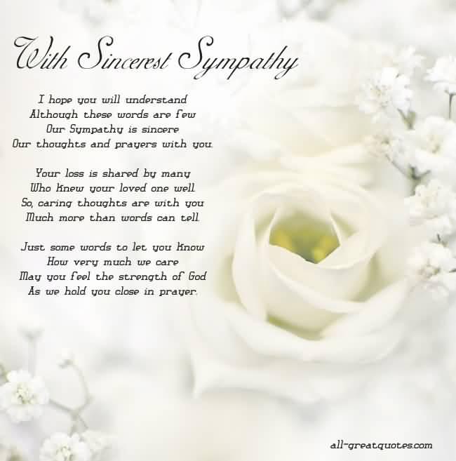 Best flower sending service with sincerest sympathy greeting card best flower sending service with sincerest sympathy greeting card m4hsunfo