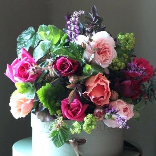 Flower Arrangement Company English Country Garden Flowers Bouquet The Real Rose