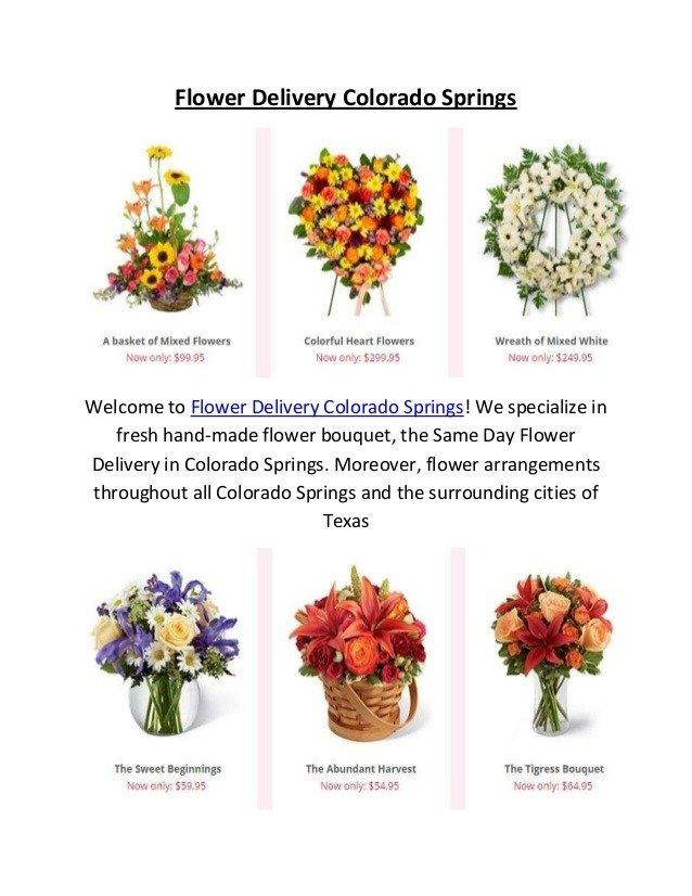 Flower delivery colorado springs same day flower delivery in back to post flower delivery colorado springs mightylinksfo