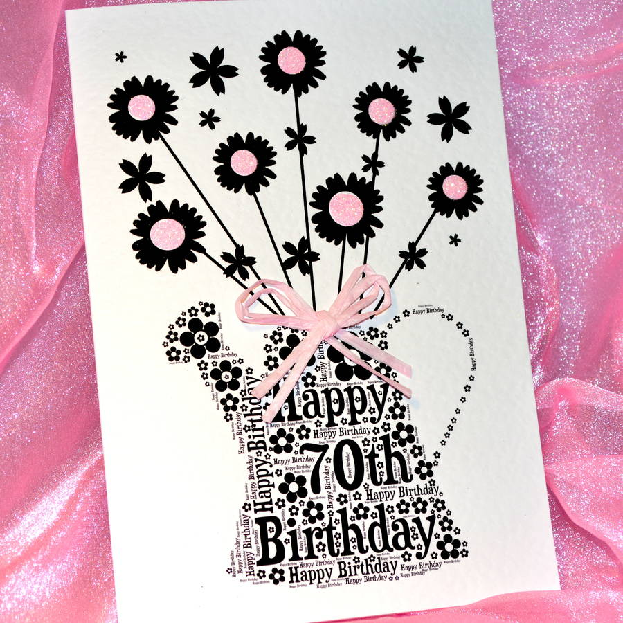 By Dot2dotukcouk Wp Content Uploads Imported Happy 70th Birthday Card Purple Flower Design B00BMV28EW
