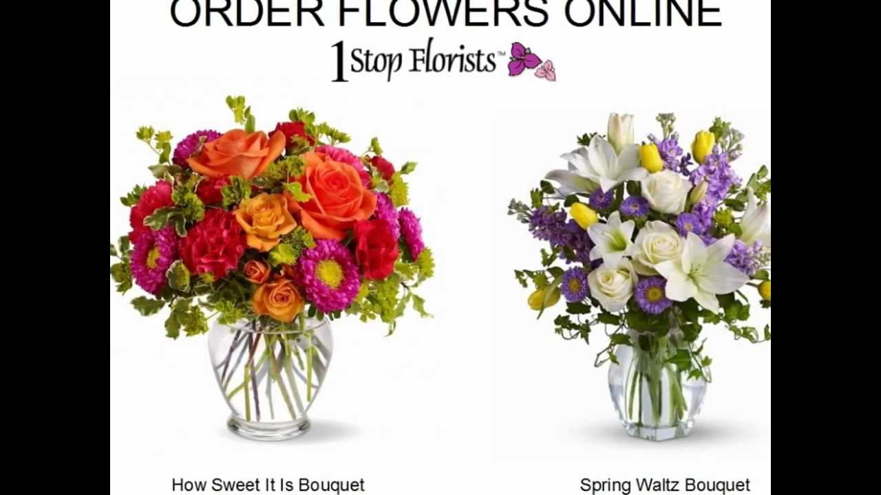 Best Site To Order Flowers From Same Day Flower Delivery