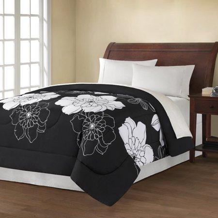 Black And White Flowers Bedding B8145923 1380 490b 90f3 71676f39169f