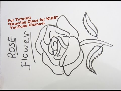 Inspirational Drawings Of Roses