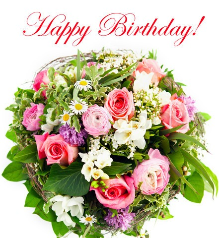 Happy Birthday Best Flowers