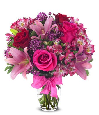 Most Beautiful Purple Flowers Same Day Flower Delivery