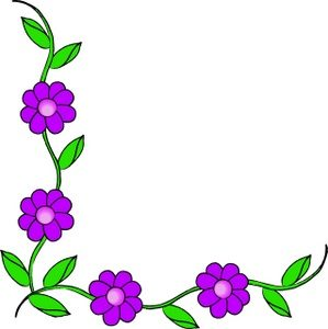Purple flower border clipart same day flower delivery gallery images list photos banner download of purple flower border clipart mightylinksfo
