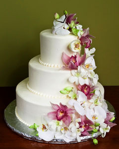 Fresh Flower Wedding Cakes Pictures Flowers Healthy