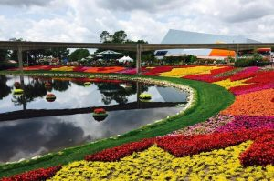 Epcot Flower And Garden Festival Concerts