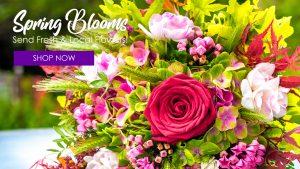Floral Arrangements With Butterflies