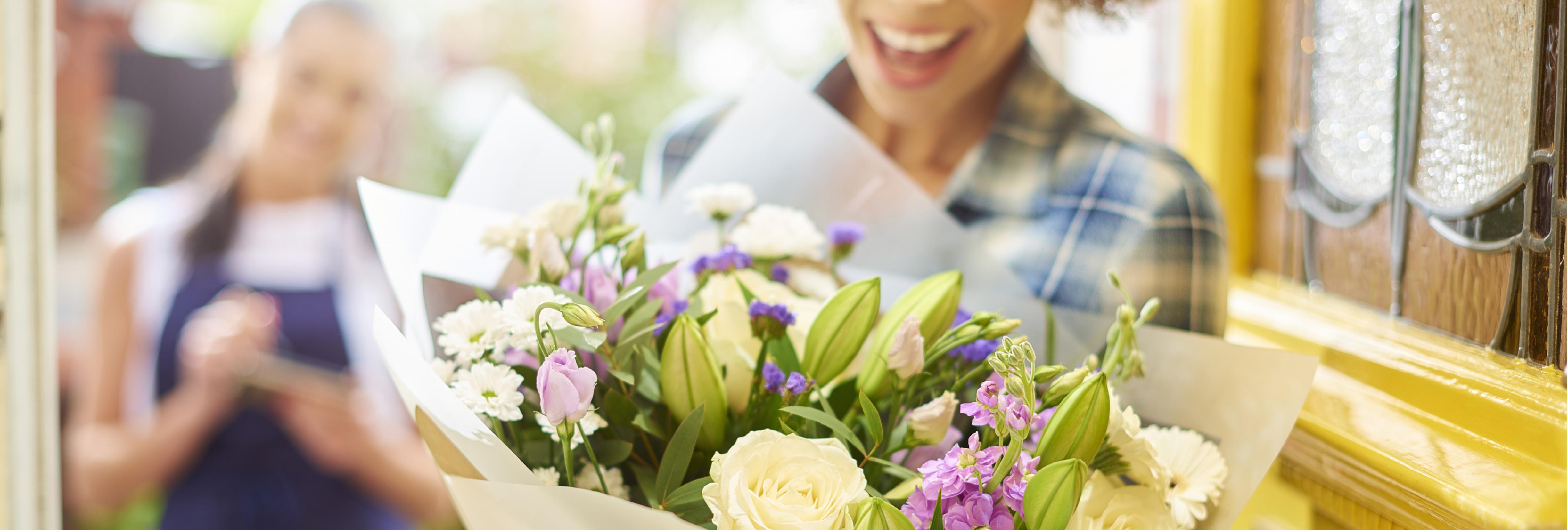 Standing Spray Floral Arrangements