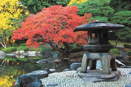 Japanese Garden latent