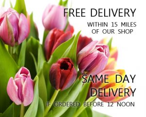 Same day delivery flowers usa