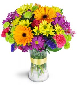 Send flowers same day free delivery