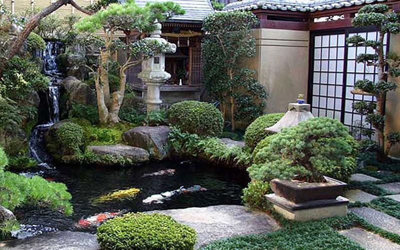 Garden Design Japanese