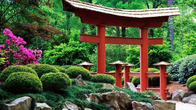 Japanese Garden Design Elements