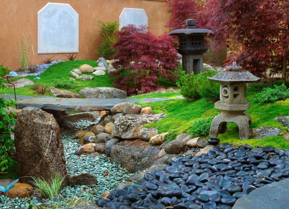 Japanese Indoor Garden Design