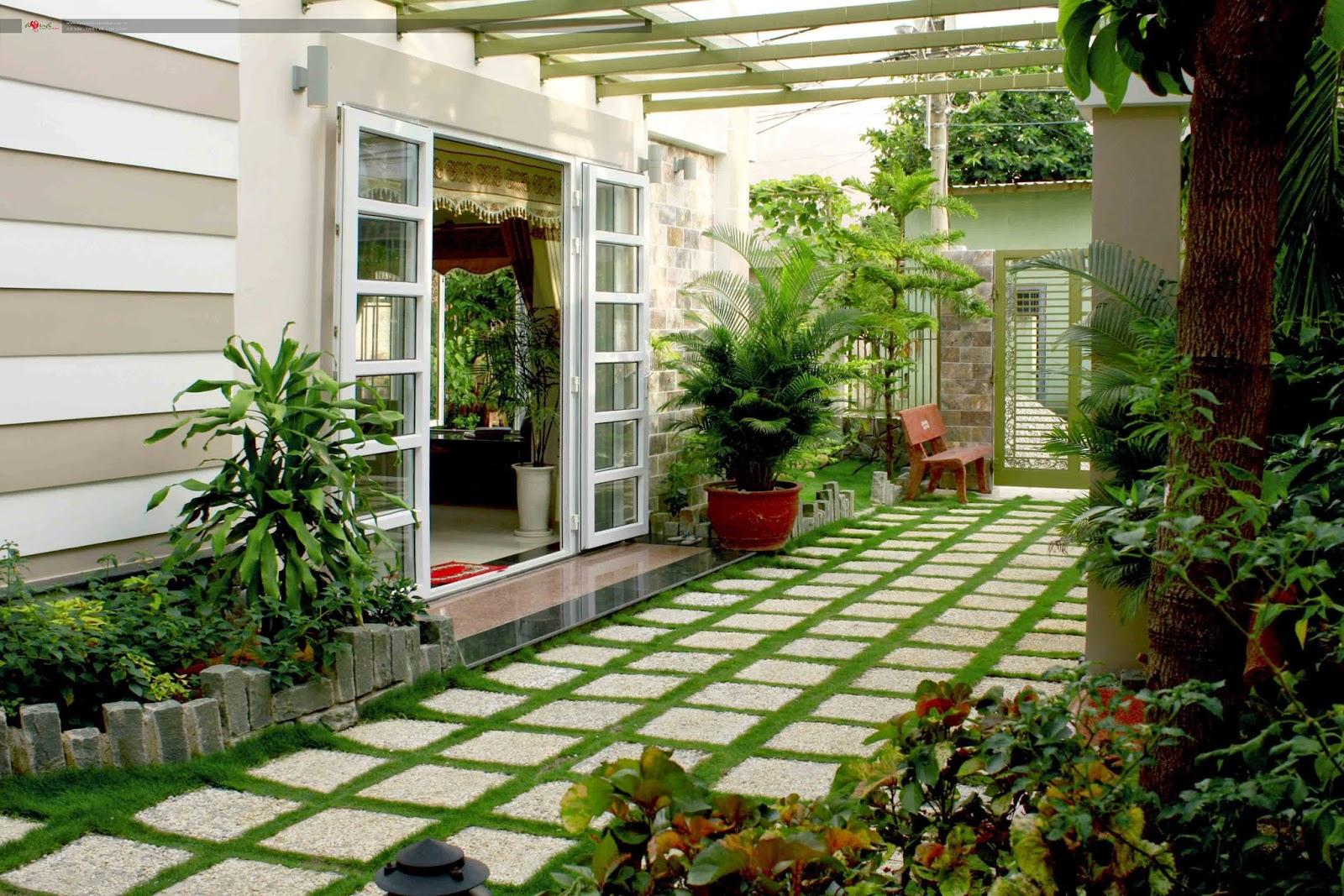 Garden Design Borders