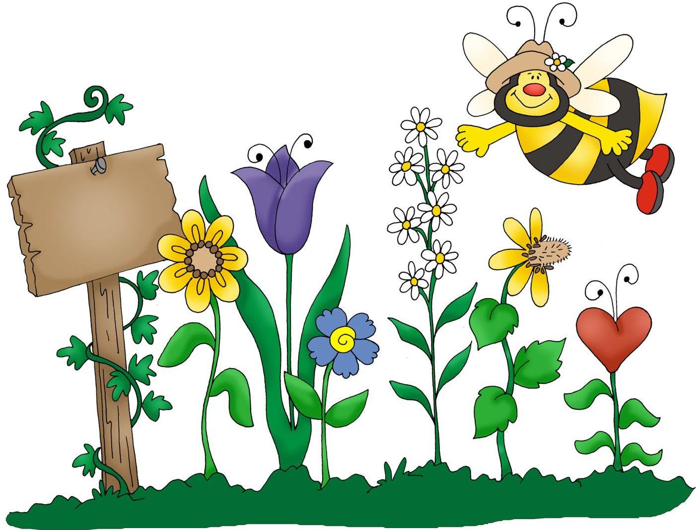 Garden Design Clipart