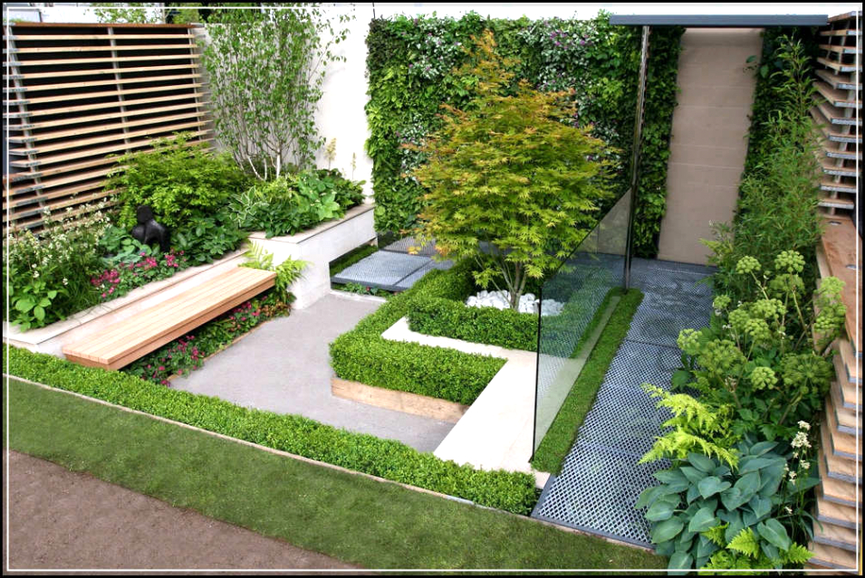 Garden Design For Small Space