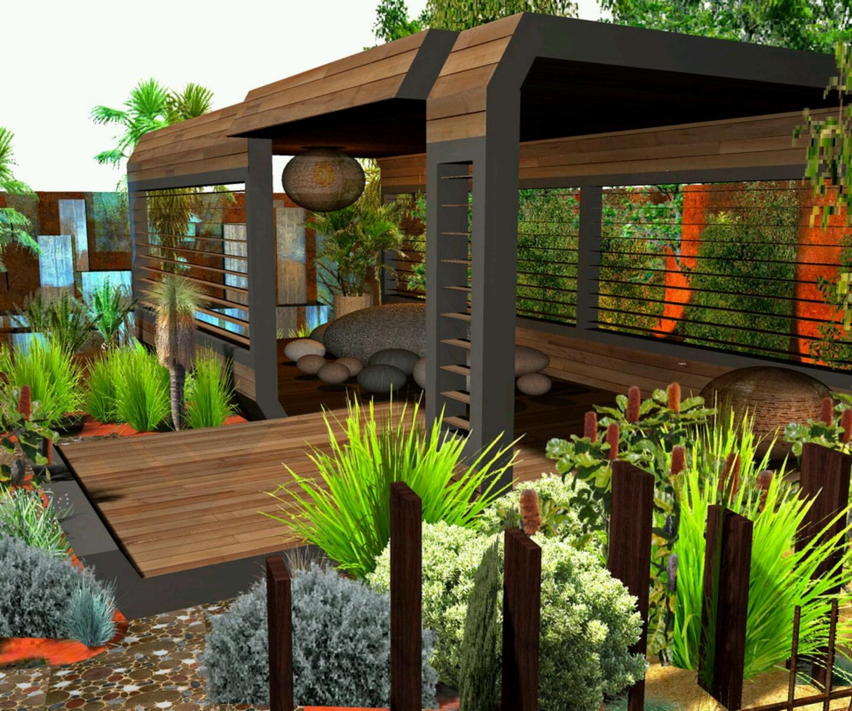 Garden Grill Design
