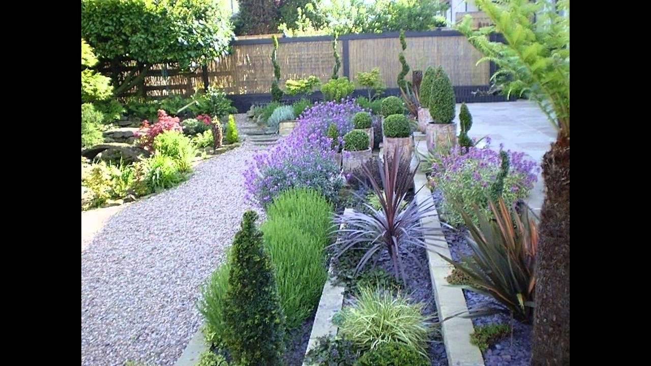 Gravel Garden Design Ideas