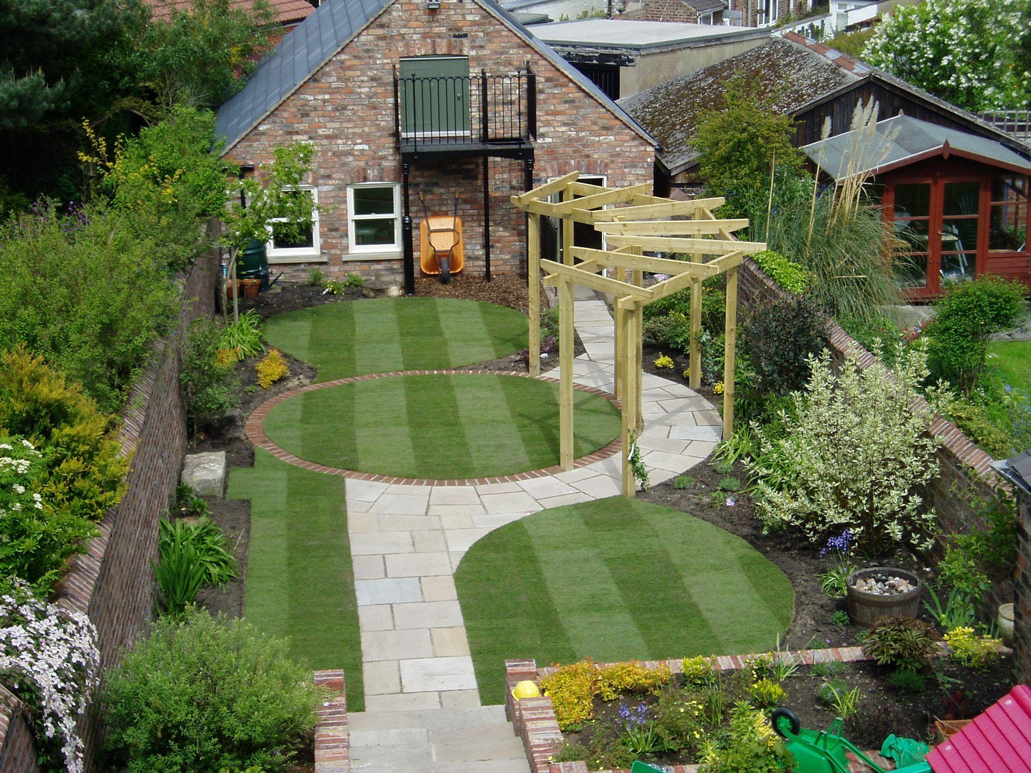 Garden Design For Small House
