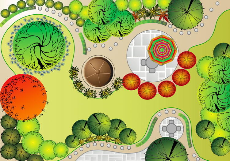 Garden Design Graphics