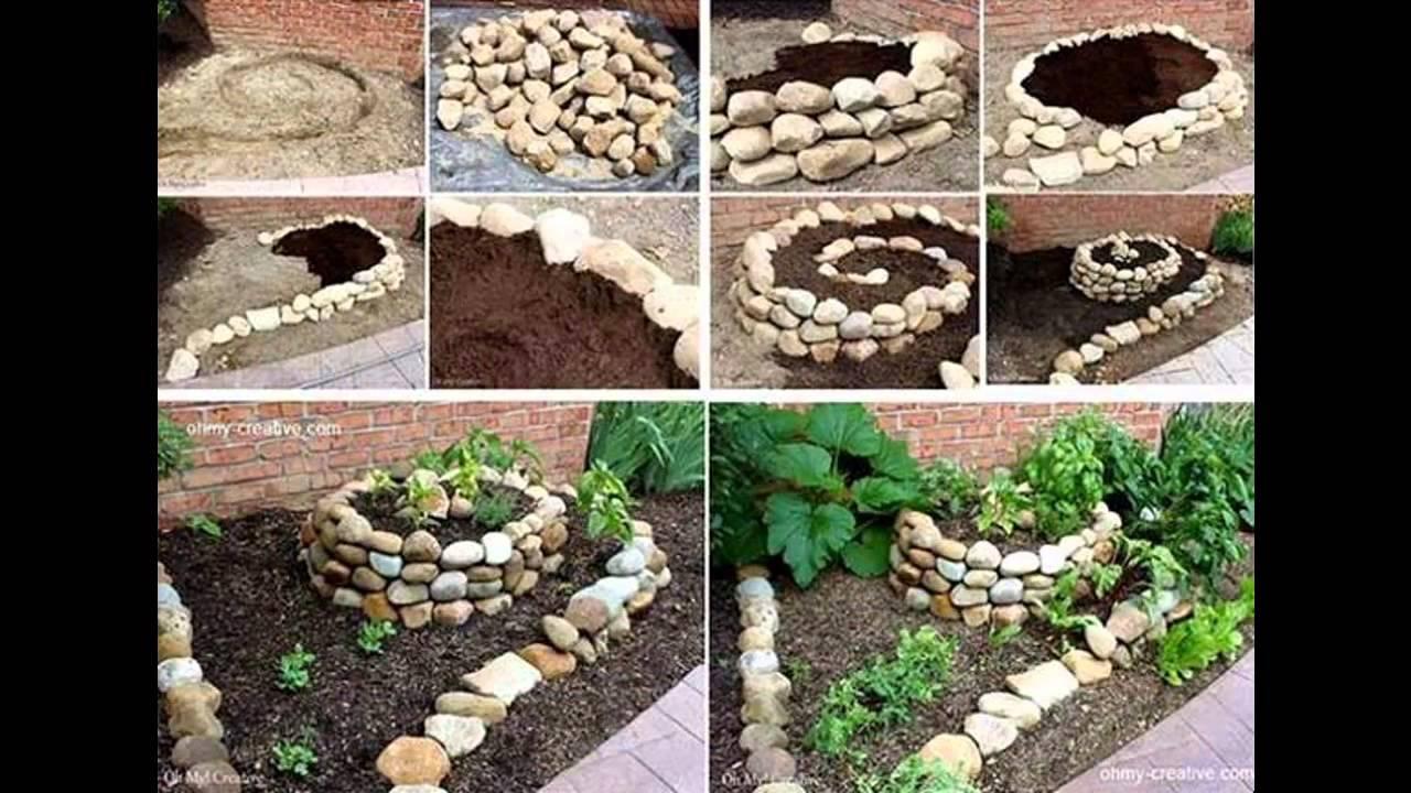 Herb Garden Design Examples