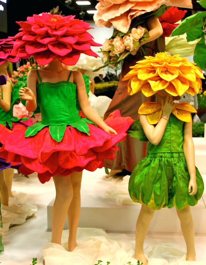 Flower Power Costume Ideas