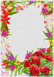 Download Flower Frame