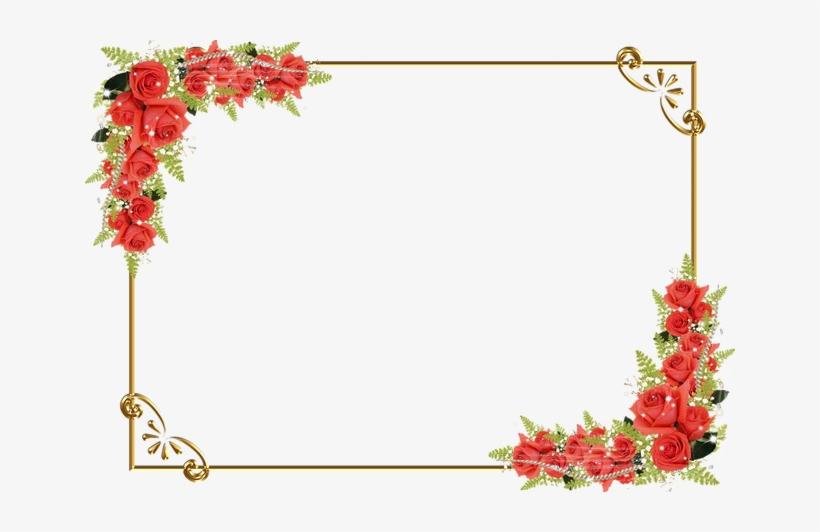 Flower Frame App