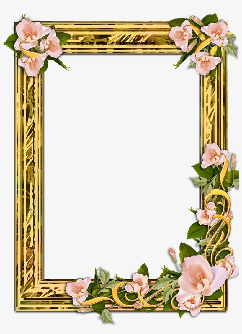 Flower Frame Photo