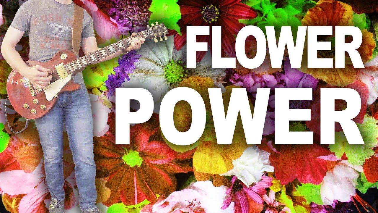Flower Power Guitar Lesson