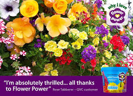 Flower Power Qvc
