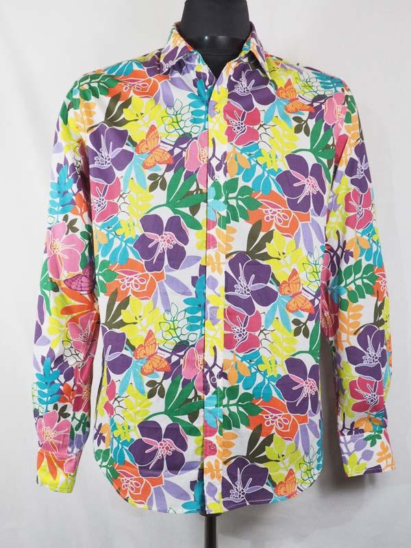 Flower Power Kleidung Mann1