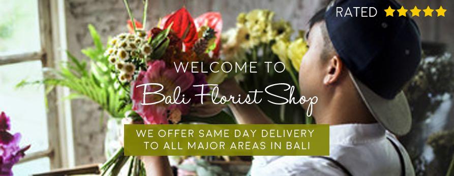 Ubud Florist Delivery -Same Day Flowers (Bali Florist)