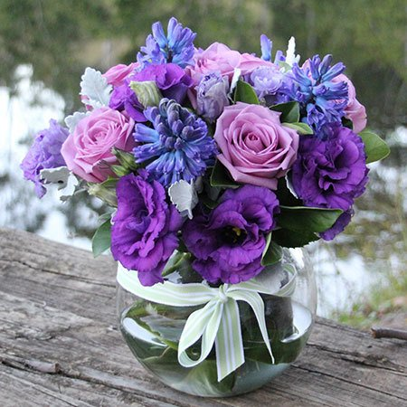 Roses are red violets are blue (Flowers for Everyone)