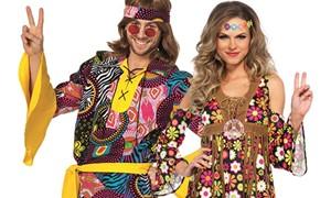 Flower Power Kleding Zelf Maken- hippie-flower-power (CarnavalIsland)